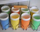 Bolero Therm O Ware 8 Tumblers with Carrier