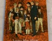 Vintage .. Little Men by Louisa May Alcott .. 1965
