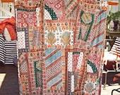 Vintage Quiana Fabric