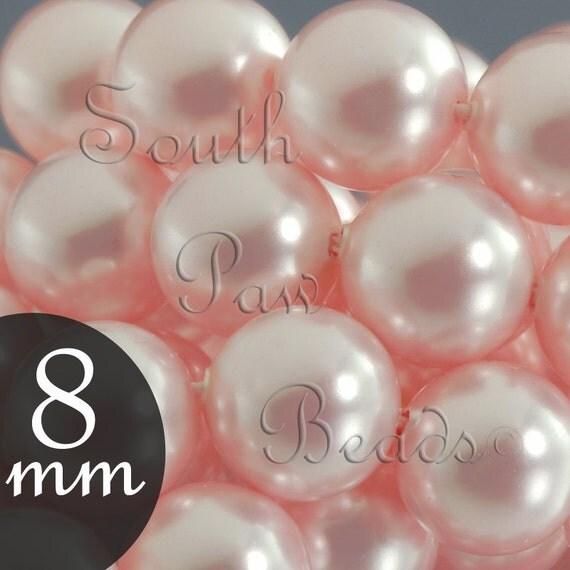 Special BUY, 8mm Swarovski beads, Rosaline, Qty 250