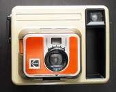 SALE Vintage Camera- Instant Kodak Pleaser