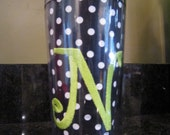 Personalized Stainless Steel Travel Mug