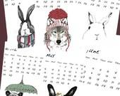 Free Shipping - 2012 Calendar