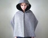 convertible cloak hoodlet