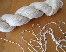 Superwash Merino / Bamboo / Nylon Sock yarn, gorgeous sheen, perfect for socks and shawls - 440 yards