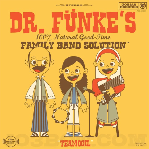 Dr Funke S  Natural Good Time Family Band