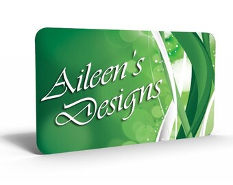 Set of 1000 - Round Corner Business Cards