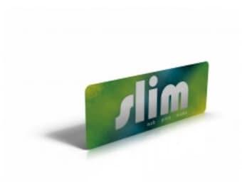 500 Round Corner Slim Business Cards