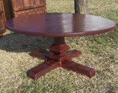 Chateau Base Round Coffee Table