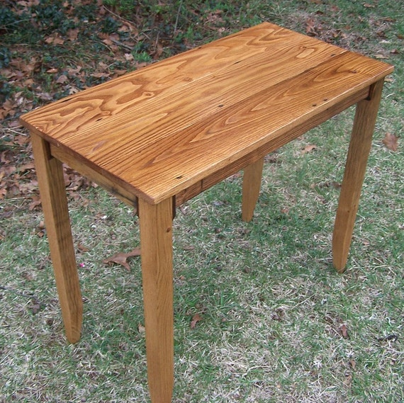 Furniture Reclaimed Chestnut Writing Desk