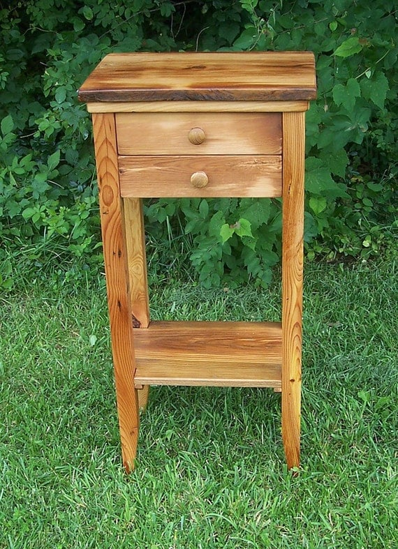 Our Sweet Little Jewelry Dresser with Drawers