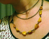 Versatile Amber NECKLACE