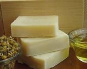 Shampoo Bar Soap with Chamomile 5oz
