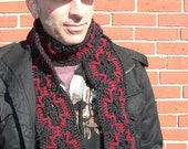 Custom Iron Cross Scarf for Men or Ladies