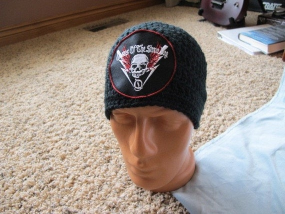 SALE - Queens of the Stone Age Beanie/Skull Cap (259)