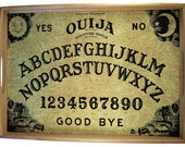 Ouija serving tray