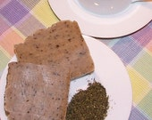 Green Tea and Clay Facial Soap (Vegan)