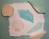 Sea Shell Stamp Set