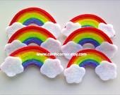 Felt Rainbows (4)