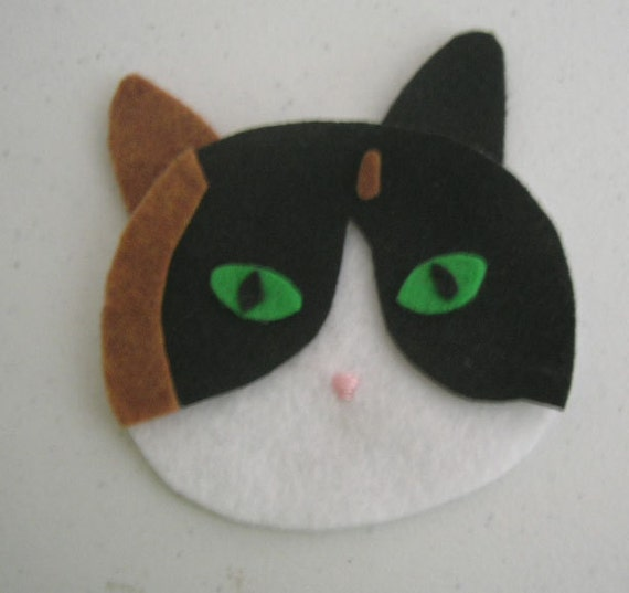 Personalized Cat Ornaments Made to Order for Chloe