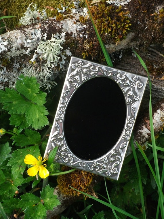Faery Scrying Glass / Magic Mirror