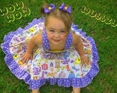 Wow Wow Wubbzy Twirly Dress