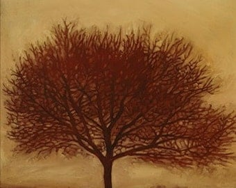 Branching Out - Limited Edition Giclee Reproduction