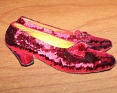 Ruby Slippers Magnets