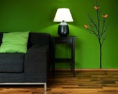 3 Little Birds in a (LARGE)Young Tree Vinyl Wall Decal