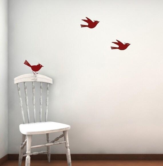 Sale 3 little birds in CLEMENTINE