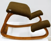 Vintage Balans Variable Ergonomic Danish Modern Chair