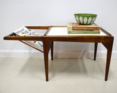 Danish Modern Magazine Table Mid Century Modern