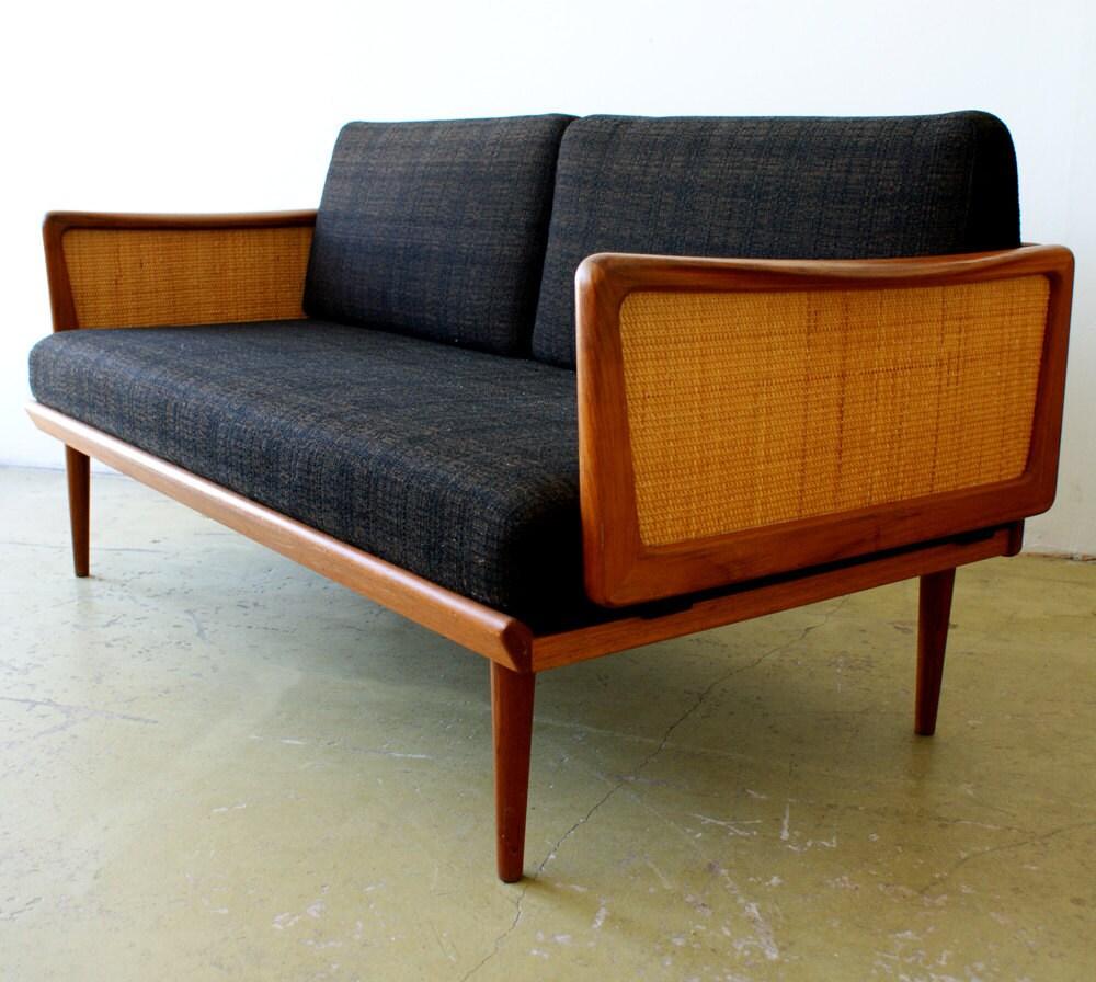 Danish Modern Sofas: Vintage Peter Hvidt For France And Sons John Stuart Danish