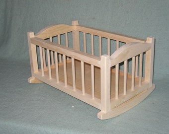 Doll Crib-Cradle
