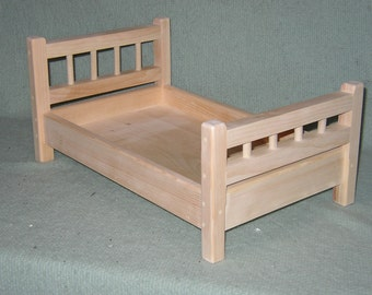 "18"" Doll Bed - Mission Hill"