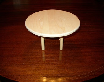 Doll Table - Round