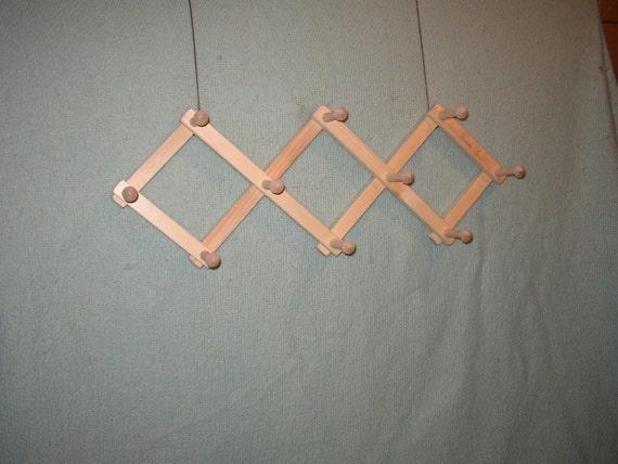 Accordion Wall Rack