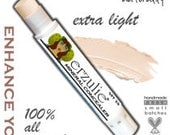 Natural Mineral Concealer Stick in Extra Light  Non-Comedogenic makeup  extra coverage with argan oil Organic Makeup