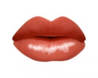 All Natural Mineral Lip Gloss in NAMASTE   Goddess Glaze™   Organic Mineral  Lip Gloss  Non Toxic  Cruelty Free Cosmetics
