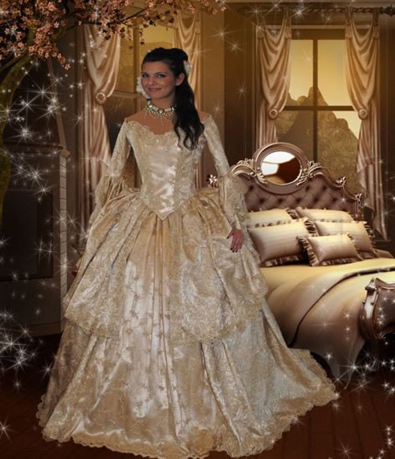 Items Similar To Ultimate Fantasy Marie Antoinette Off
