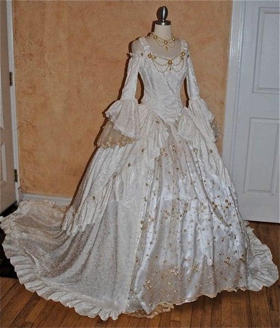 Items Similar To Rosebud Off Shoulder Romantic Antoinette