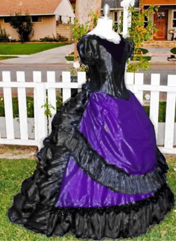 Custom gown for Kat....