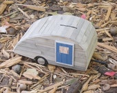 Coin Bank - The Little Old Trailer Bank (no. 8B)