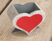 This Old Heart of Mine Vase Caddy