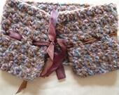Tweed Scarflette
