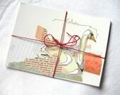 Secret Letters postcards - set
