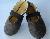 SALE - PDF ePattern - Woman's Slipper Shoes Sewing Pattern