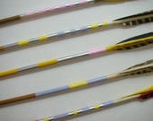 YELLOW/SILVER Arrows