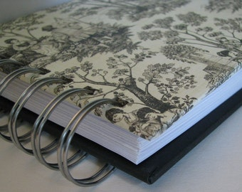 Birthday Reminder/ Birthday Date Book/ Birthday Calendar/ Birthday Reminder Book/ Birthday Anniversary Reminder/ Anniversry/ Black Toile
