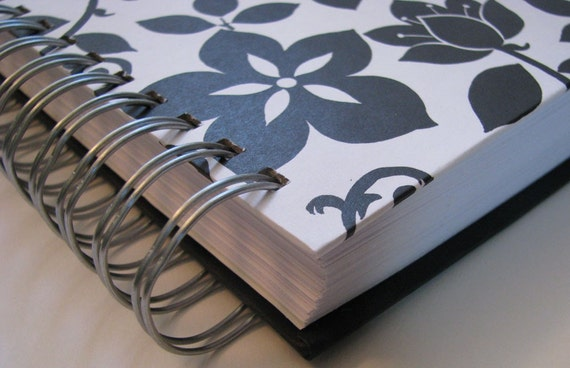 Wedding Guest Book With a Address Book Format